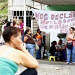 Ayer los familiares de los reos de El Rodeo decidieron desistir de la huelga de hambre que habían comenzado el sábado.