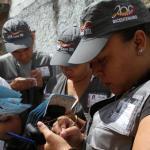 """Empadronadores daemás de pasar el informe a Caracas, colocaremos la denuncia en el """"Cicpc""""."""