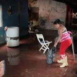 Unas 1500 viviendas se inundaron luego de lluvias en Maracaibo. 120 sectores de Maracaibo resultaron afectados por las intensas precipitaciones  entre el martes y el miércoles.