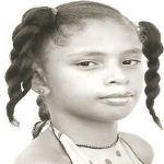 niña cubana