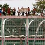 """Familiares: """"Responsabilizamos a la ministra Varela por la vida de los rehenes, y rechazamos que la Guardia Nacional, entre al recinto"""","""