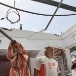 Los habitantes de los sectores afectados denuncian que su situación no ha cambiado mucho desde que ocurrió la explosión.