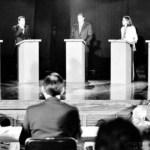 Los cinco precandidatos a las primarias de la MUD debatieron el pasado 14 de noviembre en la UCAB.