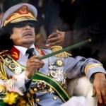 El hallazgo de oro y dinero en la residencia del ex líder libio provocó un enfrentamiento entre dos milicias en Trípoli.