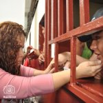 Venezuela único lugar del mundo donde le pagan a los presos por estar presos, compensan a sus esposas por estar embarazadas o tener hijos menores, a las menores de edad por estar embarazadas.