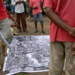 """En la mina """"Bulla Nueva"""", en el sector Manaima, en esa población de Bolívar es donde en 2006 ocurrió la masacre en una operación del Ejército, a propósito de la reconvención minera instrumentada por el Gobierno nacional."""
