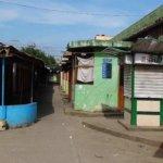 Así se ven las calles en la región de Urabá por el paro armado. Con panfletos 'los Urabeños' obligaron a las personas a parar todo tipo de actividades.
