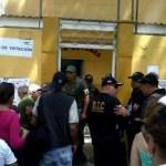 Policía militar y miembros de la milicia formaron parte del Plan República en Colegio de Las Acacias.
