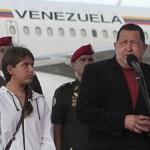 Chávez aumentó la partida para viajes internacionales. Según reportes durante todo el día lunes el equipo médico analizó los exámenes practicados a Chávez.