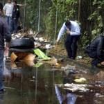 El cuerpo sin vida del productor musical fue hallado sobre el terreno ubicado en la carretera Petare-Santa Lucía.