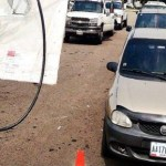 El control de suministro de combustible comenzó a aplicarse en Táchira desde octubre de 2010.