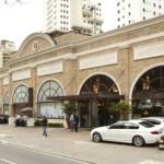 Una exclusiva tienda de delicatessen en Sao Paulo. Locales como estos proliferan gracias ala solida economía brasileña.