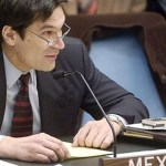 Diplomáticos en riesgo: Embajador de México, Carlos Pujalte.