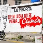"""La Piedrita: """"Tienen el propósito de asegurar un régimen político o reprimir a los contradictorios y a los disidentes o en este caso defender un propósito revolucionario""""."""