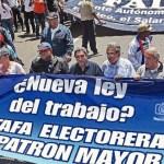 El derecho a huelga se mantiene en la nueva legislación con algunas especificaciones del instrumento vigente.