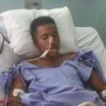 Escalona, empleado del Metrocable, recibió un tiro cuando se encontraba en su sitio de trabajo.
