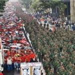 Chávez anunció ayer que IPSFA y Seguros Horizonte no deben depositar en bancos privados.