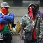 """Pandilleros del """"colectivo"""" La Piedrita. La criminalidad y paramilitarismo en el CNE."""