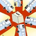 autobuses electorales chavez