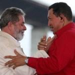 El ex líder de Brasil, convaleciente de un cáncer, no ha asistido al Foro de Sao Paulo de Caracas.
