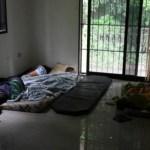 La ocupación ilegal de la quinta La Ermita ocurrió hace más de 15 días. Invasores dicen haber sido estafados.
