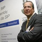 Chávez quiere decidir qué es lo que el pueblo venezolano ve, lee y escucha, dijo Gonzalo Marroquín, ex presidente de la SIP.