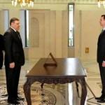 """(*imagen de archivo) El primer ministro sirio anuncia su """"deserción del régimen terrorista"""
