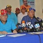 """Son 4 mil los militantes que renunciaron al partido rojo el Psuv en Maracaibo, """"renunciamos a este nefasto modelo castro-comunista"""" exclamaron."""
