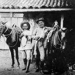 """Pedro Pérez Delgado """"Maisanta"""", oportunista coronel del ejército del dictador Gómez, y mítico héroe del imaginario personal del teniente coronel."""
