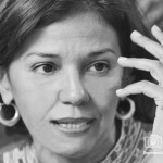 """Mirtha Rivero: """"A mí el gran tema que me preocupa es Venezuela""""."""