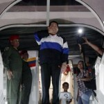 Chávez toma el avión en Caracas rumbo a Cuba el 10 de diciembre y el 11 es operado durante más de seis horas en La Habana.