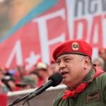 """Diosdado Cabello: """"La lucha del 4-F aún no ha terminado"""". estamos obligados a ser como Chávez (…) dijo."""