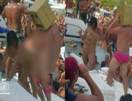 """Uno de los protagonistas implicados el """"Cabeza de caja"""" del caso Los Juanes, en Morrocoy, fue Capturado."""