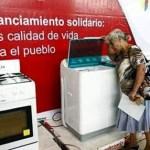 Los beneficiarios de la Misión Mi Casa Bien Equipada denunciaron sus quejas, esto es pura corrupción y nos tienen aquí como gafos, engañando a los venezolanos.