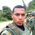 Este es el cabo de la GNB Diosnny Manuel Guinand Yeudez (24), que murió torturado por un arma perdida en Macarao.