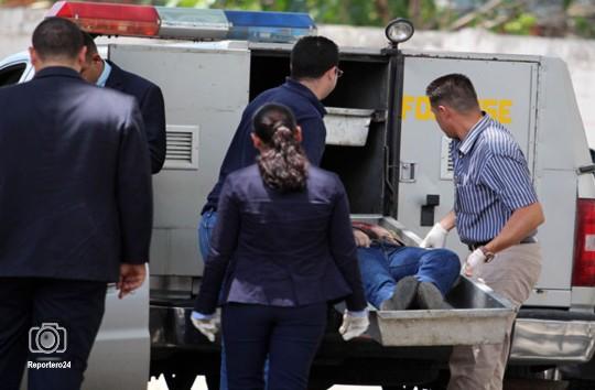 """Los sujetos abatidos fueron identificados como Roy Jesús Arteaga Díaz (22) alias """"El Roy"""" quien estaba involucrado en varios homicidios y robos. Alex (20) apodado """"El Cangrejo"""" fue el otro sujeto aniquilado."""