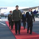 Maduro vuela en un IL-96(Ruso) de Cubana de Aviación