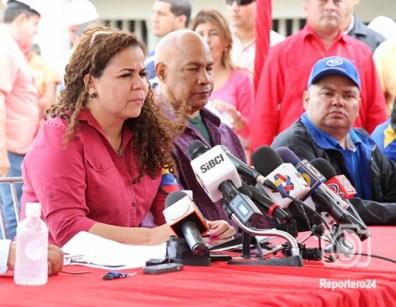 """Sobre los muertos Varela afirmó que algunos """"son personas que tenían algunas liderazgos negativos en algunas áreas del penal (...)""""."""