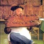 CLAUDIO NAZOA, Receta del pan de jamón