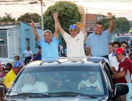 Unidad dirigirá los destinos de la Alcaldía de Barinas El abanderado de la MUD recuperó el principal bastión del oficialismo