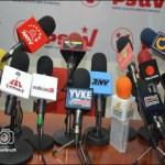 Hegemonía comunicacional elecciones caracas 2013