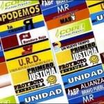 partidos politicos venezuela 2