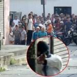 Con armas de fuego; Tupamaros aterrorizan a estudiantes en Caracas y Mérida.