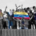 Barricada en el sector Las Pilas