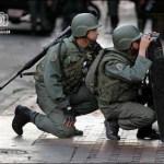 francotiradores en Chacao