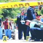 """Dos policías muertos fue el resultado de una emboscada reali-zada por los miembros de la banda de """"El Picure"""" contra fun-cionarios de la Policía de Aragua destacados en Barbacoas."""