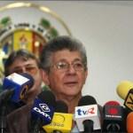 Ramos Allup, ni el dialogo ni La Salida,  tuvieron resultados positivos