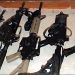 Quién suministra ese arsenal a los miembros del grupo hamponil de El Picure