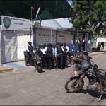 Un alto número de funcionarios resguardan la comisaria de San Vicente, en Maracay