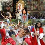 LUIS ALFREDO RAPOZO, Semana Santa, en la 4ta Republica